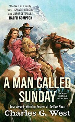 A Man Called Sunday by West, Charles G Book The Cheap Fast Free Post