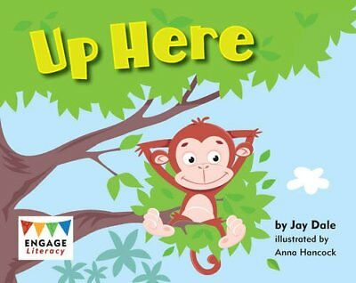 Up Here (Engage Literacy Pink) by Dale, Jay Book The Cheap Fast Free Post