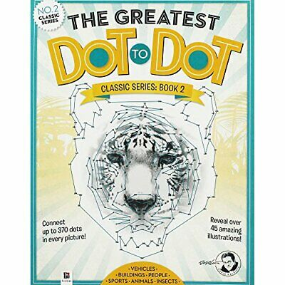 The Greatest Dot to Dot - Classic Series - Book 2 Book The Cheap Fast Free Post