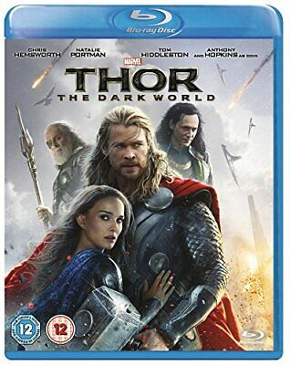 Thor: The Dark World [Blu-ray] [2013] - DVD  UKLN The Cheap Fast Free Post