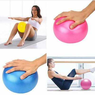25cm Balance Ball Yoga Gym Fitness Wobble Board Cushion Exercise Bender LP