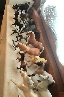 used breyer horses lot