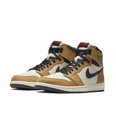 f4dc5ea277944c Air Jordan 1 Retro High OG Rookie of The Year ROTY AJ1 Gold Harvest 555088-