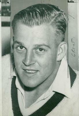Wally Grout - Vintage photo