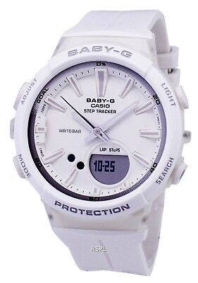 Casio Baby G Casio Baby G step tracker coral resin strap ladies watch 246dd273043e
