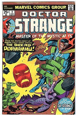 Doctor Strange #9, Very Fine - Near Mint Condition'