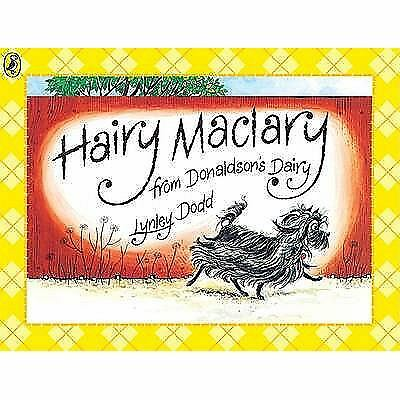 Hairy Maclary From Donaldsons Dairy (Picture Puffin) by Dodd, Lynley