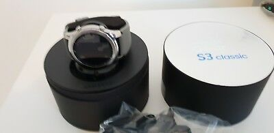 Samsung Gear s3 Classic Smart Watch with new strap