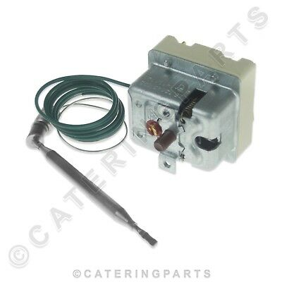 Ego Thermostat Limite Haute 3 Phases Coupe Off Out 232°C Réinitialisation