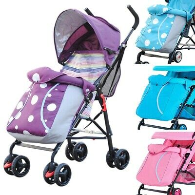 Stroller Footmuff Windproof Baby Toddler Pushchair Cosy Toes Buggy Foot Cover