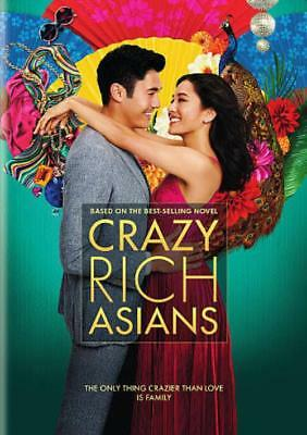 Crazy Rich Asians New Dvd