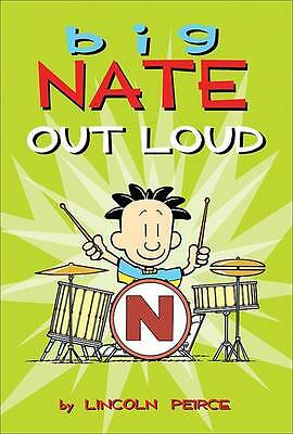 """""""VERY GOOD"""" Big Nate Out Loud, Peirce, Lincoln, Book"""