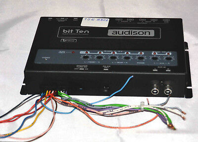 Audison bit Ten 5-Kanal Soundprozessor