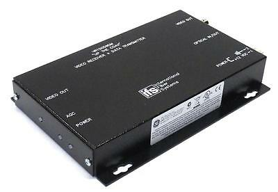 """New IFS VR1505WDM Video Receiver w/ One-Way """"Up-The-Coax"""" Data Transmitter"""