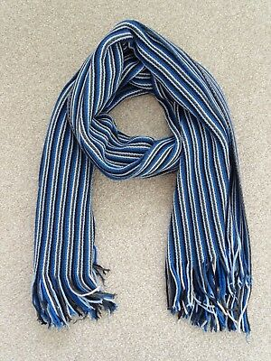 Boy's Striped Next Scarf (more suitable for the older/teenage boy)