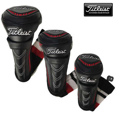 Titleist 913 Driver, Fairway, Hybrid Replacement Headcovers - NEW!