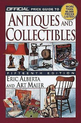 The Official Price Guide to Antiques and Collectibles