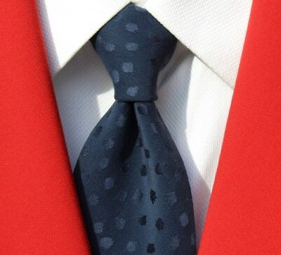 $230 New BRIONI dis n B08037 Navy Pink Woven Silk Neck Tie Handmade in Italy