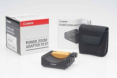 Canon PZ-E1 Power Zoom Adapter                                              #162