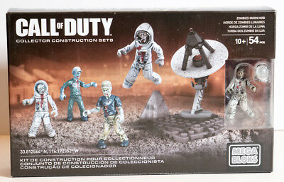 Mega Bloks CNG74 Call of Duty ROCKET TURRET 80pc Collector Toy Child Gift Boys