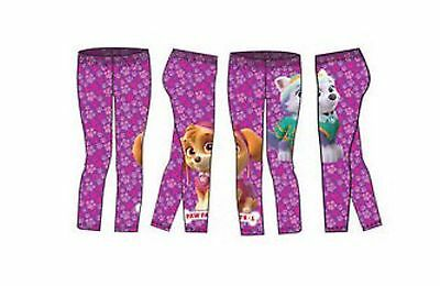 BNWT's Paw Patrol Pink Leggings. Age 5/6 years