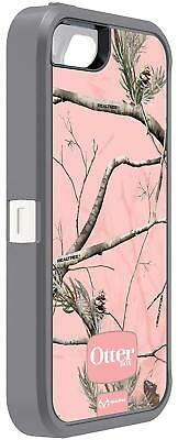 Otterbox Defender series case with Holster belt Clip for Apple Iphone 5S 5 / SE