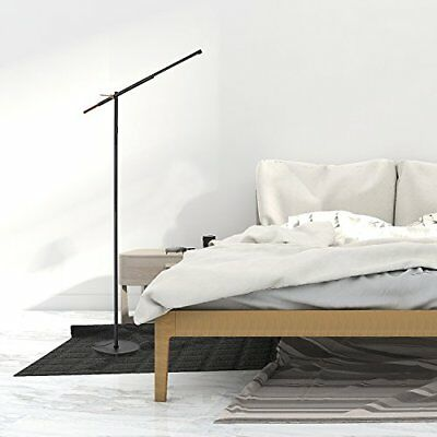 HOUSEYAS LED Floor Lamp for Reading, Modern Simplicity Style Dimmable Standin...