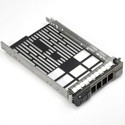 """3.5"""" SAS Tray Hard Drive Caddy Sled for Dell G302D F238F X968D R710 T610 T710"""