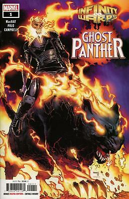 INFINITY WARS GHOST PANTHER 1 1st PRINT NM