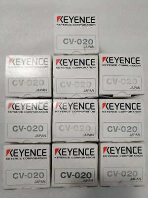 1PCS KEYENCE CV-020  industrial CCD camer tested