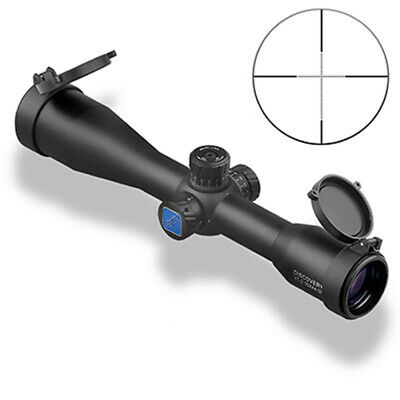 10X44SF SFP Mil Dot Shock Proof Side Parallax Tactical Hunting Rifle Scope