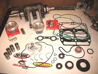 Polaris Sportsman Rzr Ranger 800 Efi Engine Rebuild Kit 2005-2015 Crankshaft