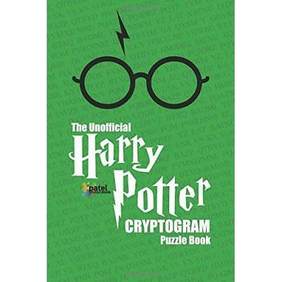 The Unofficial Harry Potter Cryptogram Puzzle Book: 100 Cryptograms Based on Bel