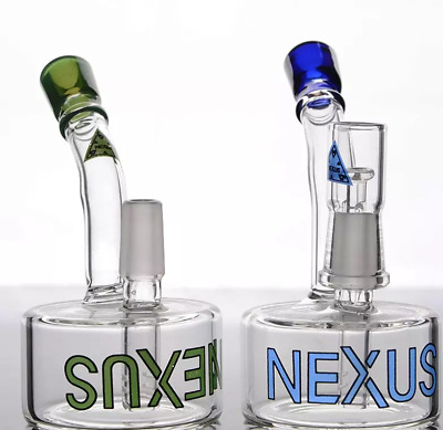 Nexus Glass bong Smoking Water Pipes (tobacco use) herb pipe high quality hookah