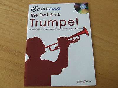 Puresolo - The Red Book Trumpet - 15 classic and Contemporary Hits