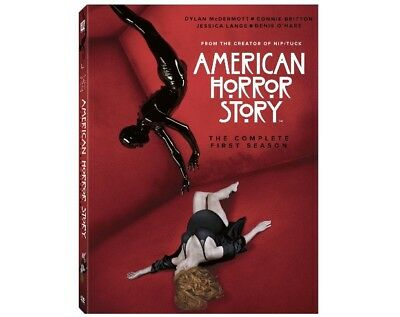 American Horror Story Complete First Season DVD 2011 New Sealed US Seller