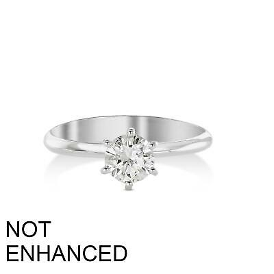 eae66628b6bac DIAMOND ENGAGEMENT RING, Kay Ideal Cut .97CT Total 14K Wh Gold all ...