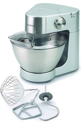 Kenwood Planetary Stand Food Mixer With Dough Hook Whisk Baking Cooking Kitchen