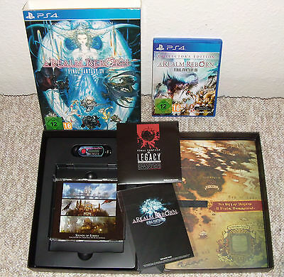FINAL FANTASY XIV: A REALM REBORN - COLLECTOR´S EDITION (PlayStation 4)