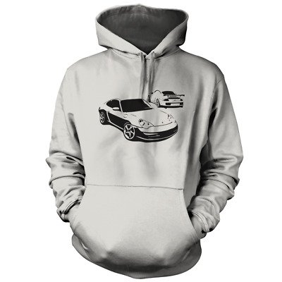 Dual 996 Hoodie (Pick Colour and Size) Gift Present German GT Sport Drift