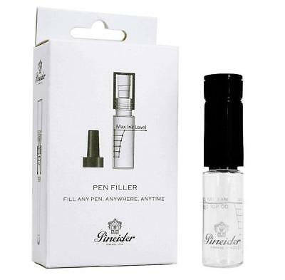 Pineider Fountain Pen Ink Portable Travelling Inkwell, Holds 10ml