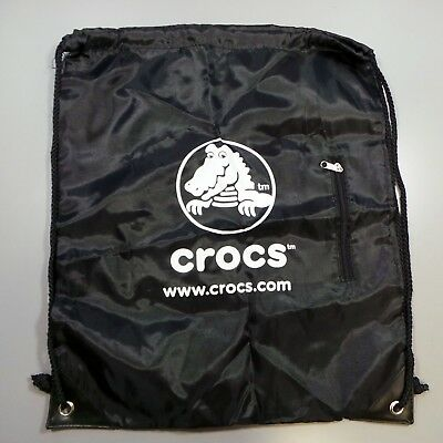 Crocs Carry Bag With Straps and Zipped Pocket School Swimming Daytrip DEX13Z