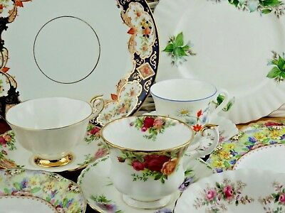 Vintage Royal Albert Replacements And Spares Frequently Updated