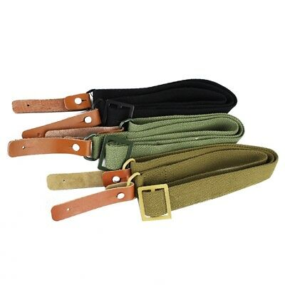 Tactical Lanyard SLR Camera Sling Strap Quick Release Webbing Waist Safety Rope
