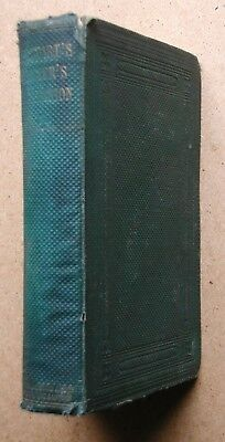 1853 The Angler's Companion to the Rivers and Lochs of Scotland. By Stoddart