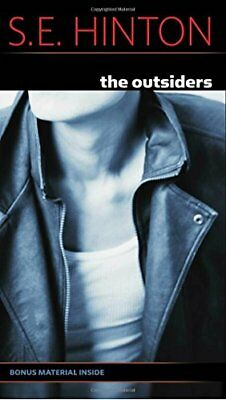 NEW - The Outsiders by Hinton, S. E.