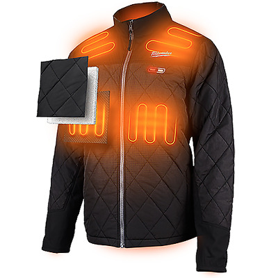 Milwaukee Heated AXIS Jacket - 2XL
