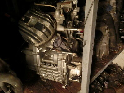 Motor Engine Honda CX500 Euro PC02 50Tkm