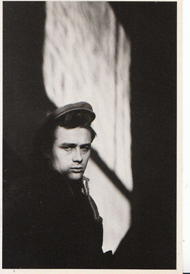 Film Actors Postcard - James Dean - Fairmount - Indiana -1955 - Ref 4992A