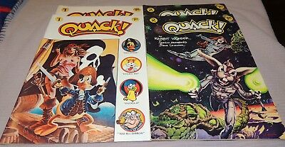 Quack Collection #1 to #6 10 qty Some duplicates FREE SHIPPING!